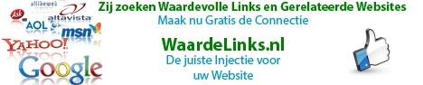 Gerelateerde Websites WaardeLinks.nl -  De juiste Injectie voor uw Website. Wilt u naast meer Bezoekers ook een Hogere PageRanking? WebSite gerelateerde Waardevolle Links